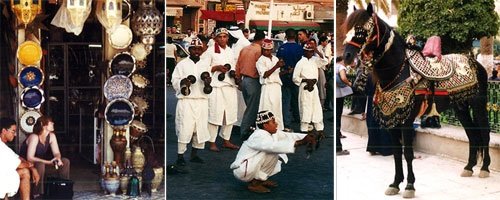 Morocco's culture is vibrant and diverse with rich traditions (Photo by Dustan Hoffman / Crown Prince)
