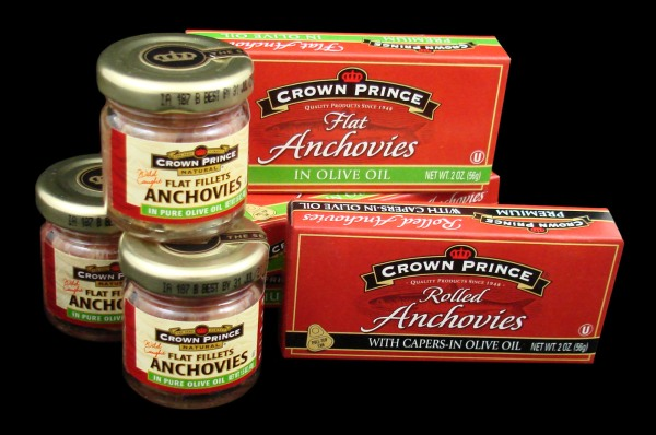 Anchovies (Photo by Lisa Sabatino / Crown Prince)