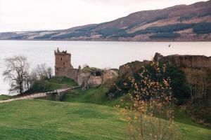 Scotland's scenic Castle Urquhart. Photo rights: Dustan Hoffman / Crown Prince