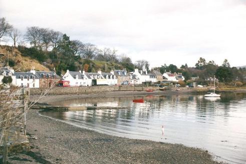 Plockton, on the western coast of Scotland. Photo rights: Dustan Hoffman / Crown Prince
